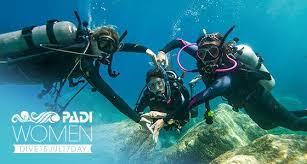 PADI Women's Day Dive