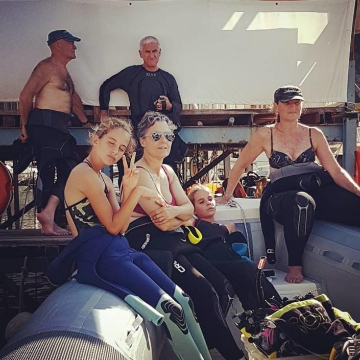 Padi Women's Day Dive 2018