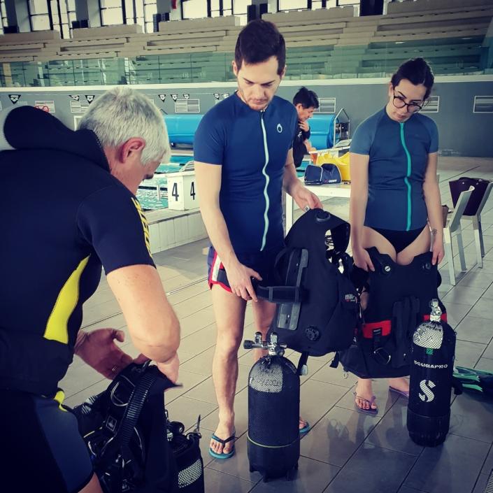 Open Water Diver 2019