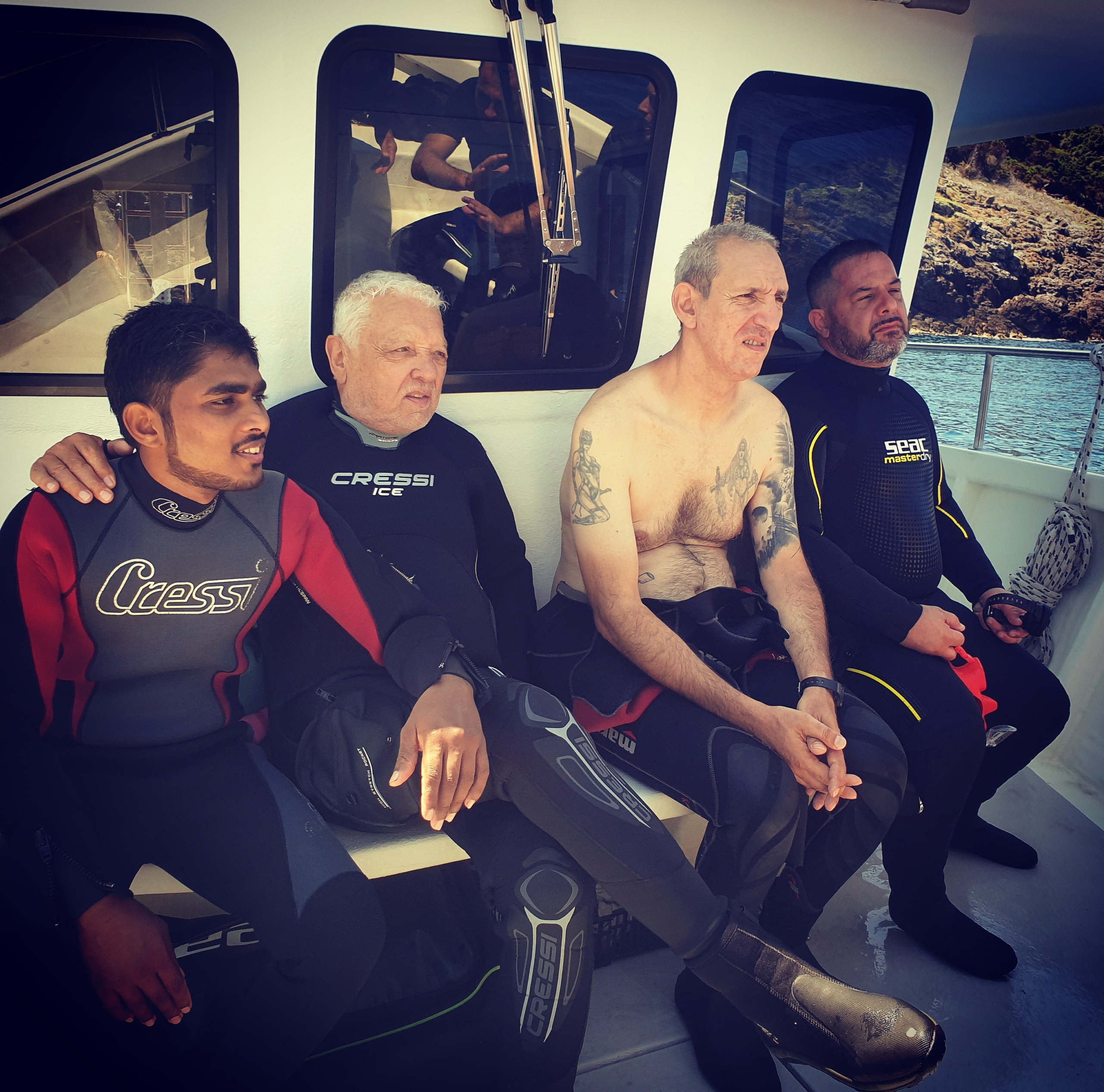 Padi Women's Day Dive 2019