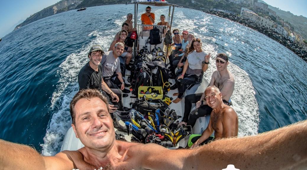 Olgiata Diving a lezione di fotografia subacquea