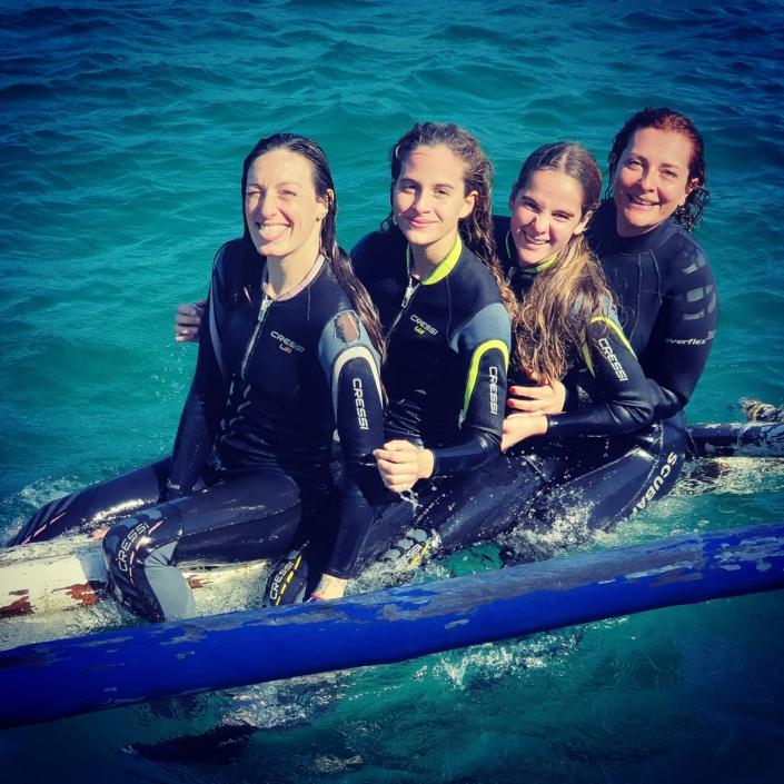 Isola di Malapasqua, Olgiata Diving Febbraio 2020, People 1