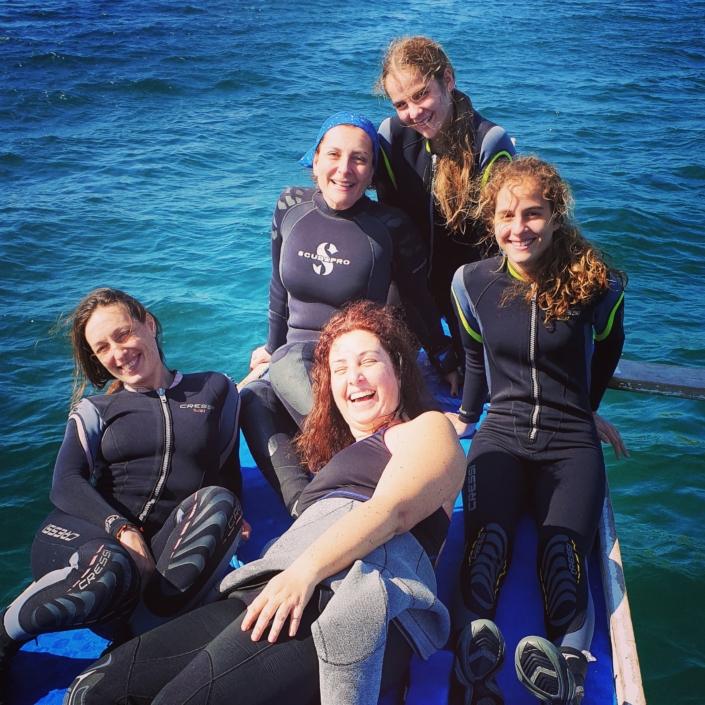Isola di Malapasqua, Olgiata Diving Febbraio 2020, People 2