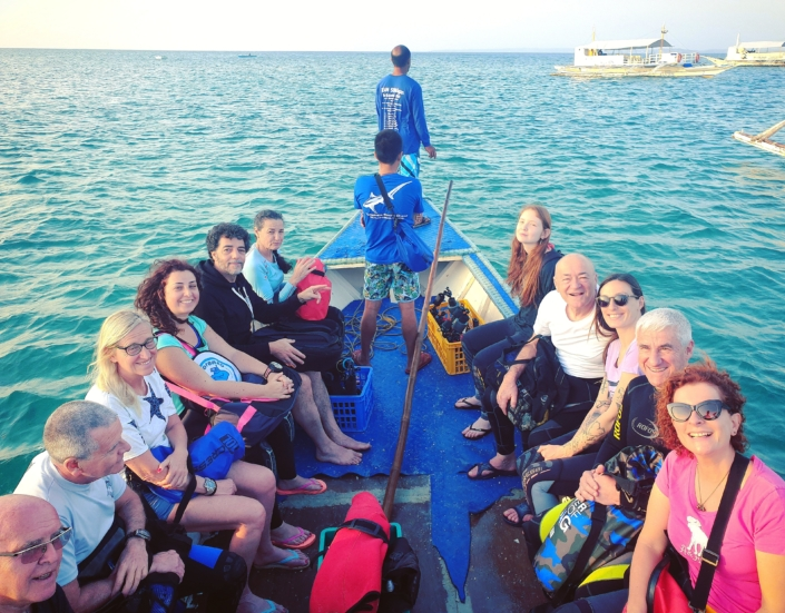 Isola di Malapasqua, Olgiata Diving Febbraio 2020, People 4