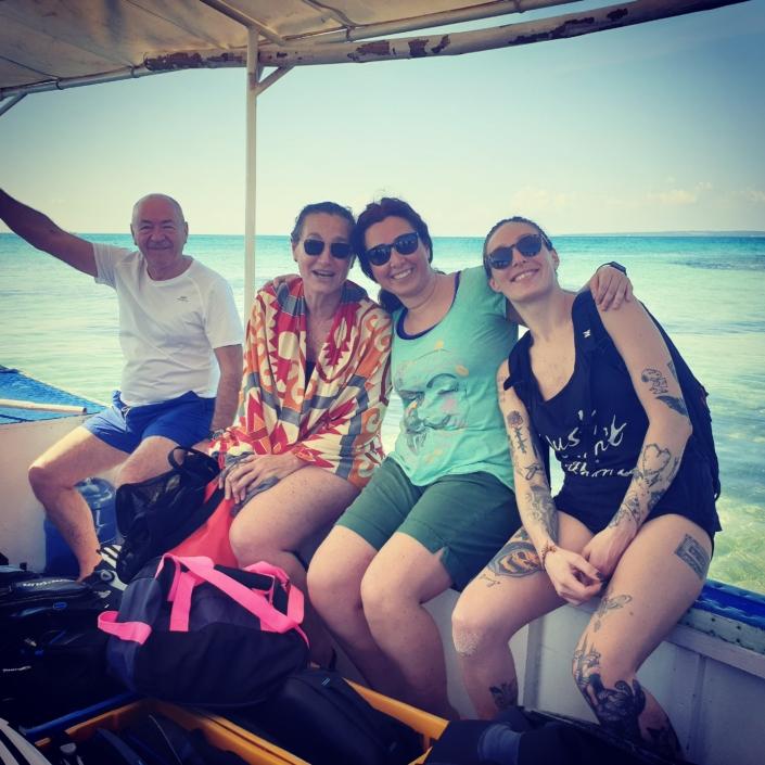 Isola di Malapasqua, Olgiata Diving Febbraio 2020, People 3