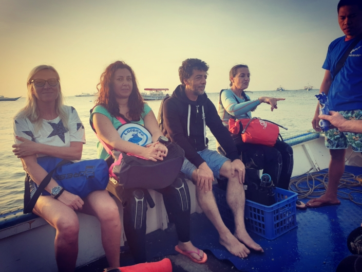 Isola di Malapasqua, Olgiata Diving Febbraio 2020, People 43