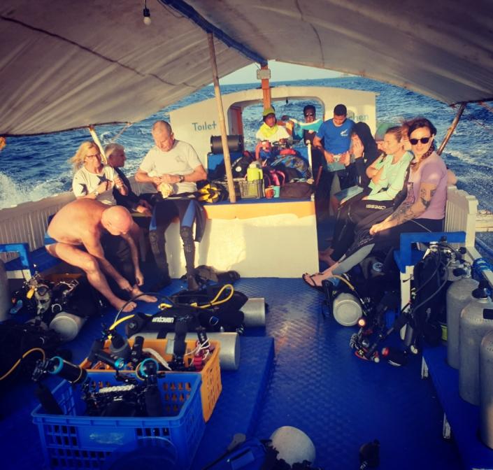 Isola di Malapasqua, Olgiata Diving Febbraio 2020, People 40