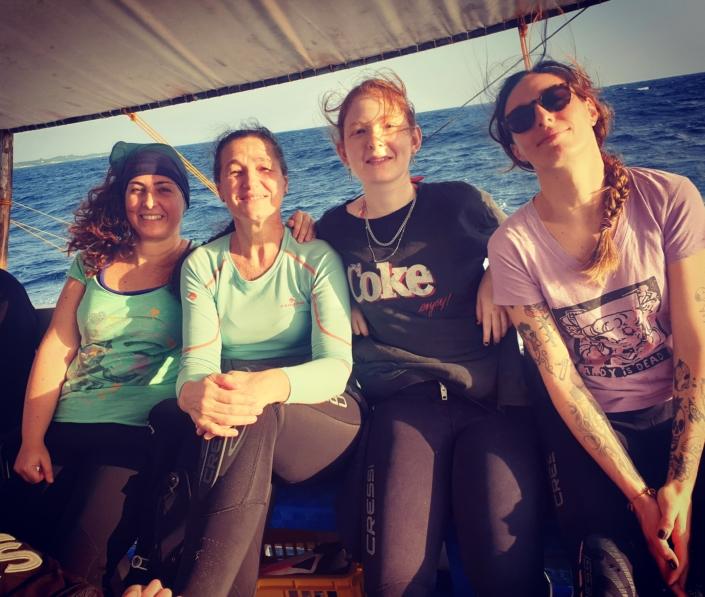 Isola di Malapasqua, Olgiata Diving Febbraio 2020, People 41
