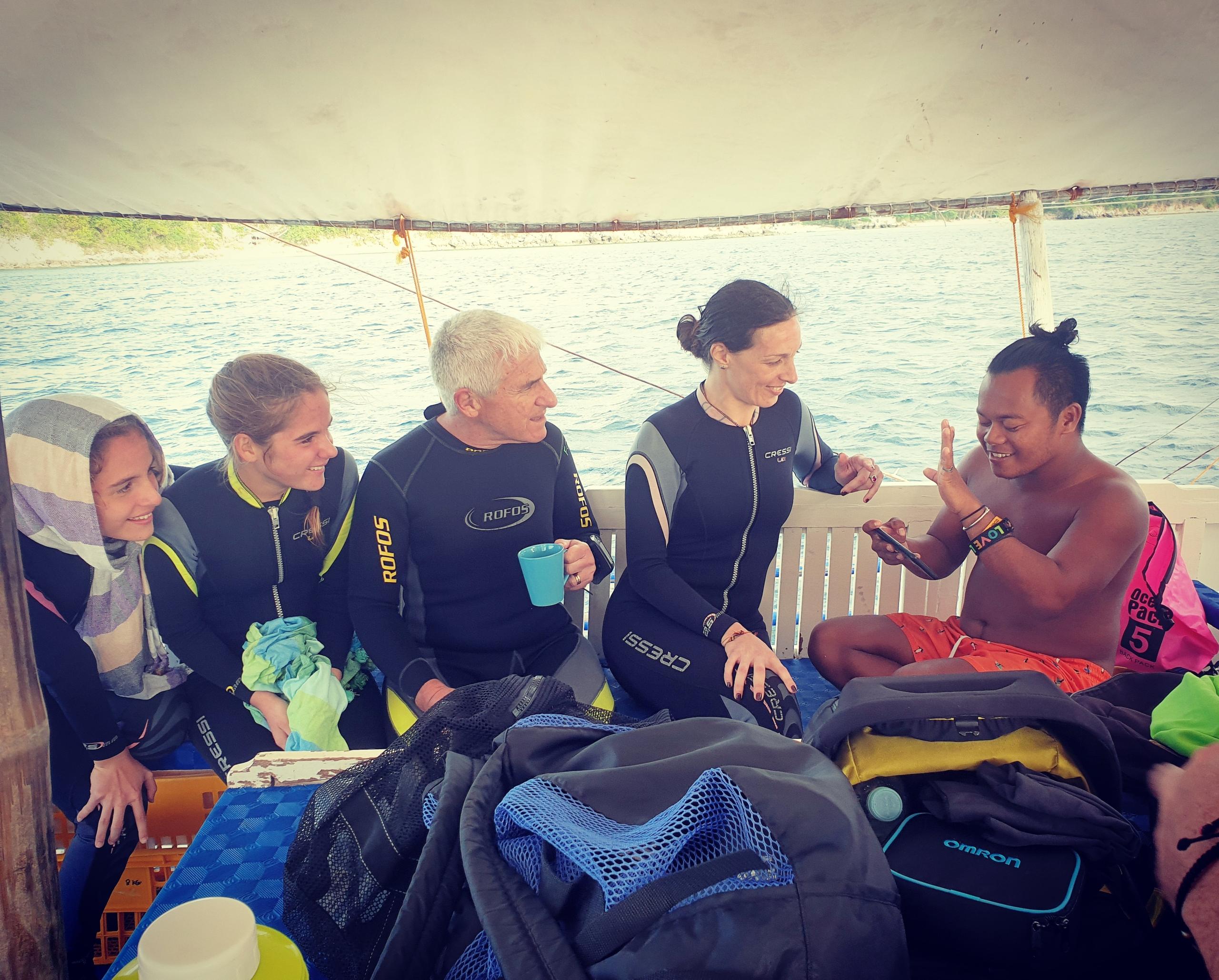 Isola di Malapasqua, OOgiata Diving Febbraio 2020, People 8