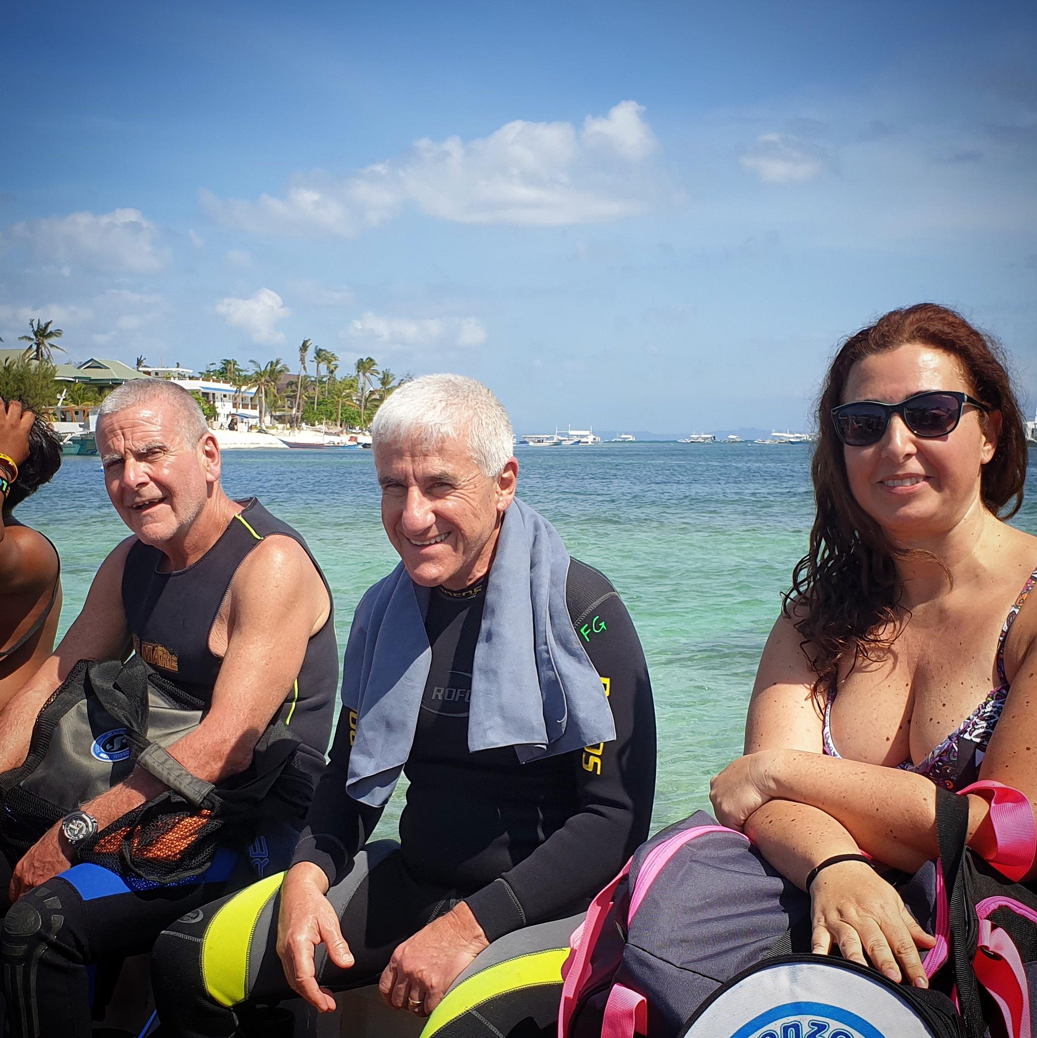 Isola di Malapasqua, Olgiata Diving Febbraio 2020, People 9