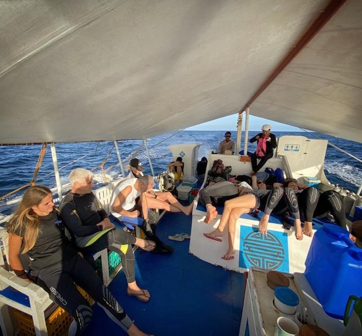 Isola di Malapasqua, Olgiata Diving Febbraio 2020, People 11
