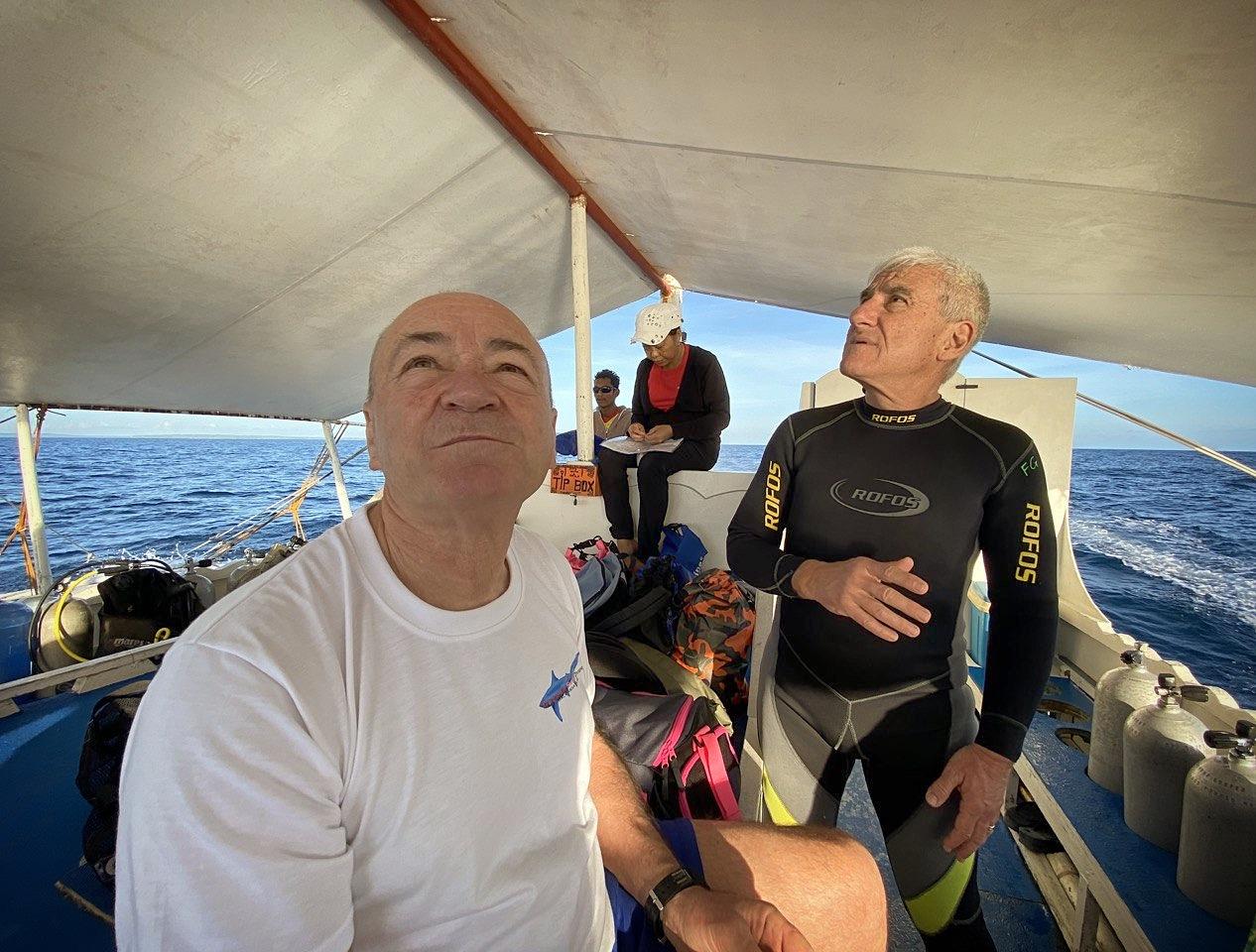 Isola di Malapasqua, Olgiata Diving Febbraio 2020, People 16