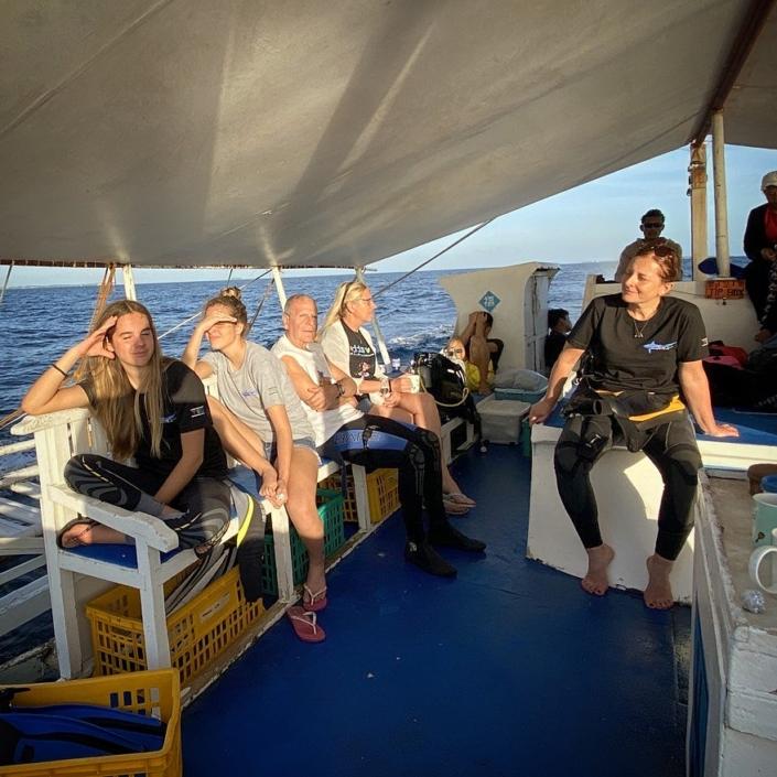 Isola di Malapasqua, Olgiata Diving Febbraio 2020, People 14