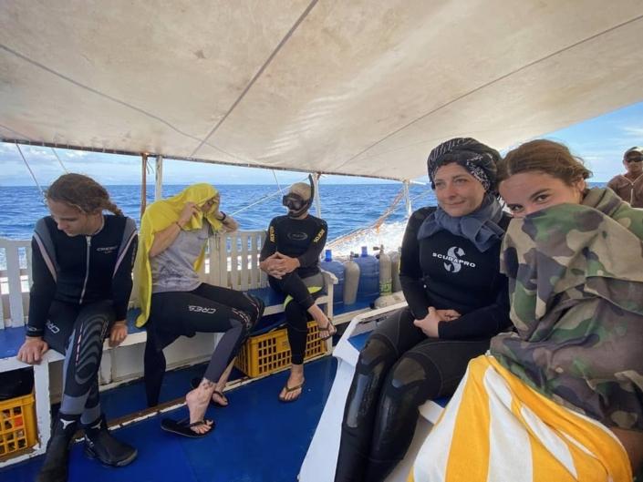 Isola di Malapasqua, Olgiata Diving Febbraio 2020, People 13
