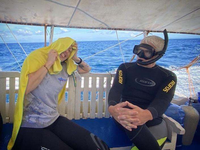 Isola di Malapasqua, Olgiata Diving Febbraio 2020, People 15