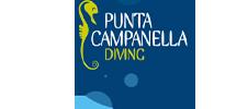 Logo Punta Campanella Diving Center